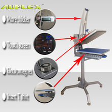 Save 20% Cost CE Approved Sublimation Cheap Used Insert T Shirt Heat Press Machine
