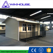 China gold supplier cheap steel structure prefab house
