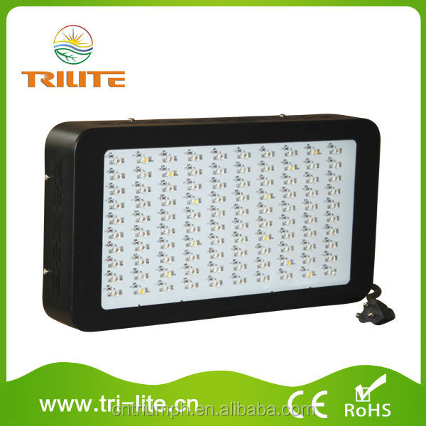 3W Epistar LED Light Source and Aluminum Lamp Body Material 300W LED Grow Panel Lamp