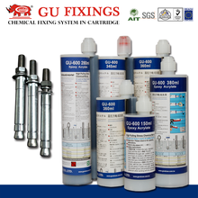 Construction glue sealant hardware parts industry epoxy acrylate chemical