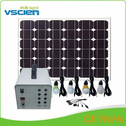 Designer for portable solar power systems low cost