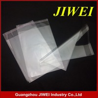 Guangzhou manufacturers selling opp bags with self adhesive flap