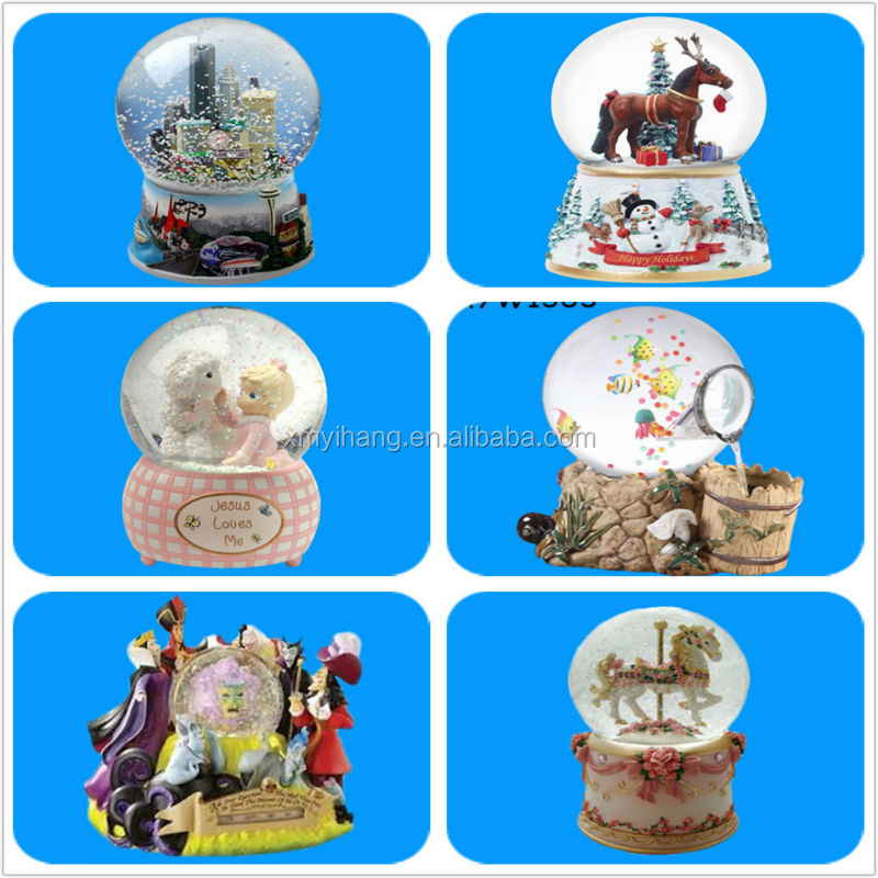 Wholesale Inflatable Christmas Snow Globes