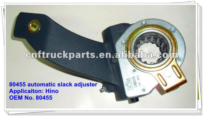 automatic brake adjuster 80455 for Hino truck parts