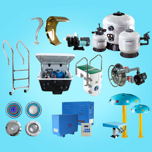 Wholesale china factory A full set of swimming pool equipment swimming pool accessory /swimming pool accessories