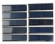 1W Monocrystalline 100mA Mini Solar Panel Photovoltaic solar Panel