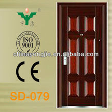 high quality security metal trap door exterior security doors