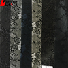 Cheap and Colorful New excellent quality surface fabric lace artificial pvc leather
