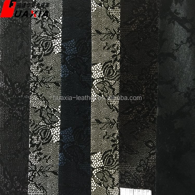 Hot sales high end pvc leather fabric for car seat