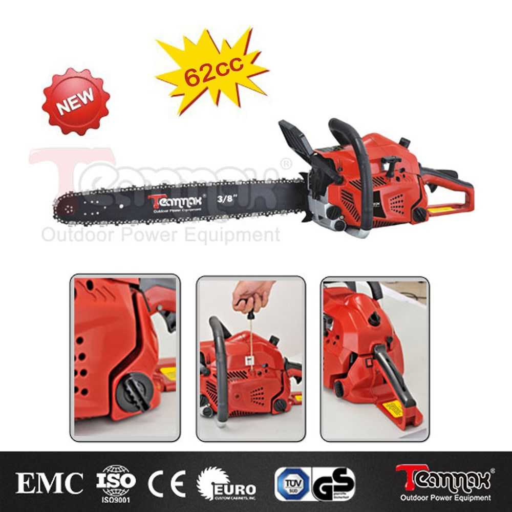 Good quality 62cc echo chainsaw chinese chainsaw brands