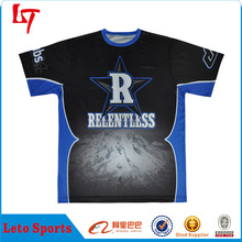 sublimated bowling t shirts jersey /Italy importer tshirt garment/camo compression tee shirt