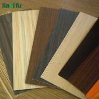 jialifu high gloss black hpl 4*8 melamine laminate board