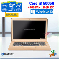 Hot Super Gaming Laptop 13.3'' HD Screen WiFi&Bluetooth Laptop Computer Toshiba in China 128GB SSD Windows 10 Laptop