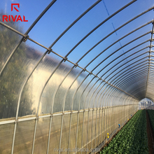 2018 100% Virgin Material Plastic Transparent Greenhouse Film For Agriculture
