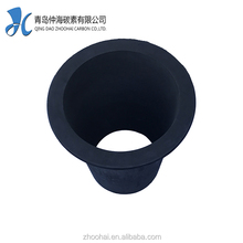 High Density Low Price Carbon Graphite Crucible for Sale
