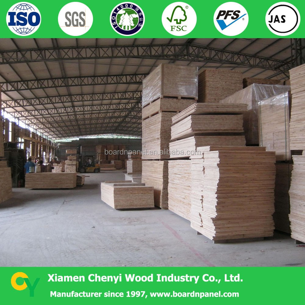 Chinese fir finger joint wood board