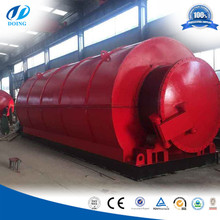 Training service provided for waste plastic to oil pyrolysis plant