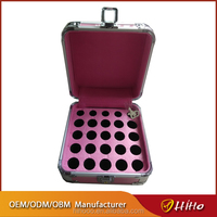 Professional Aluminum Portable Essential Oil Travel Carrying Case Wholesale