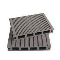 Outdoor Usage and WPC Wood Flooring Type fire rated composite decking boards