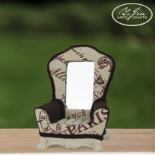 Creative Sofa Chair Seat Ring Display Lovely Simple Home Decorative Ring Holder
