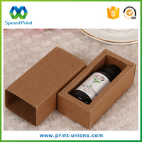 Made in China fancy essential packaging essential oil storage box