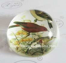 Dazzing paperweight glass crafts