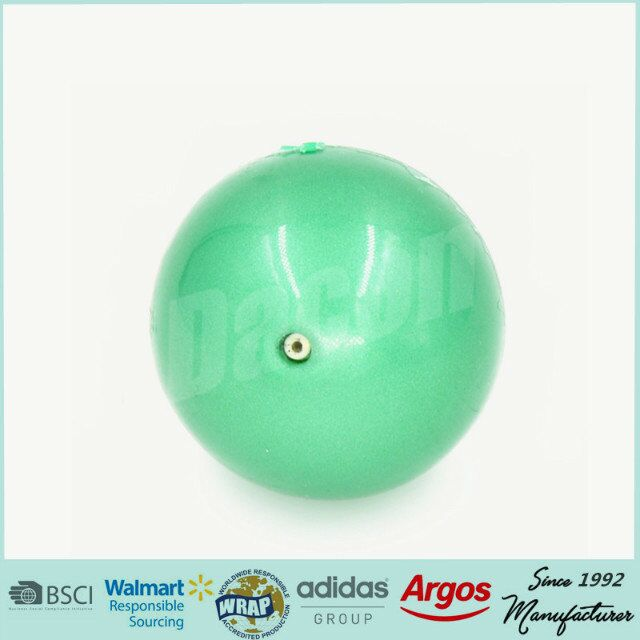 small pvc weighted sand filled medicine ball