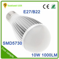 Factories in shenzen CE ROHS E27 B22 auto lamp 12v 10w led bulb