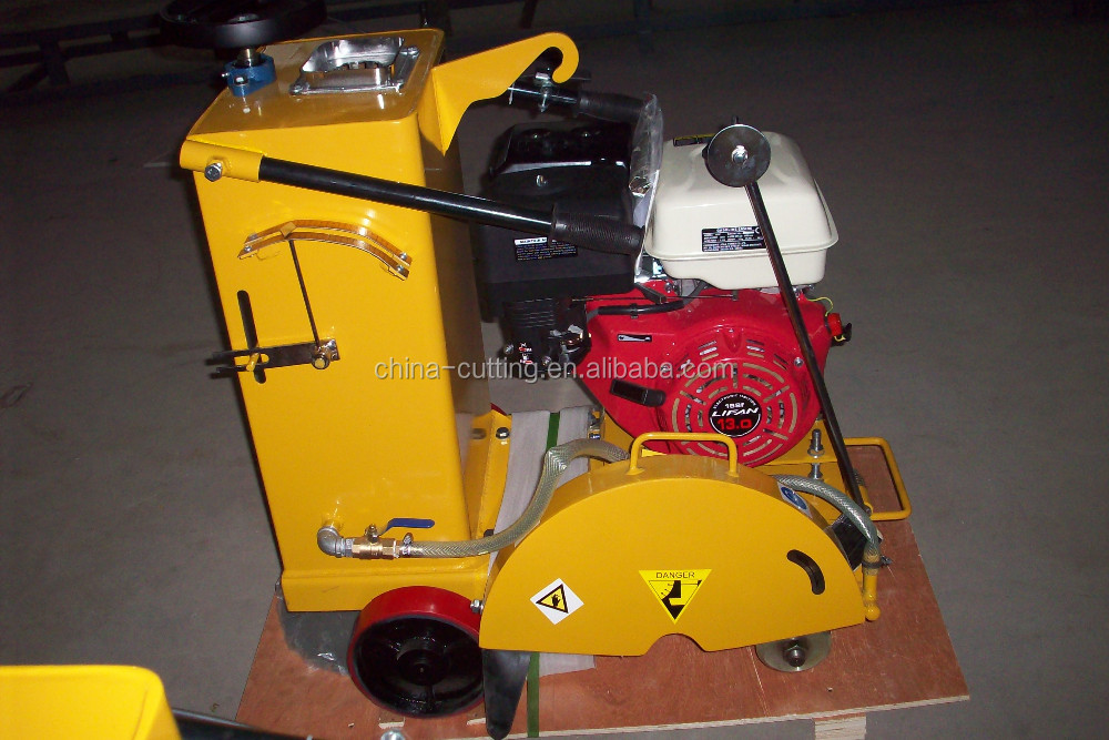 Manual Push Portable Small Type Gasoline Concrete Cutter