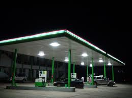 LED Canopy Light for Petrol Pumps