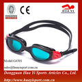 Custom soft waterproof new style colorful cheap swimmign goggle