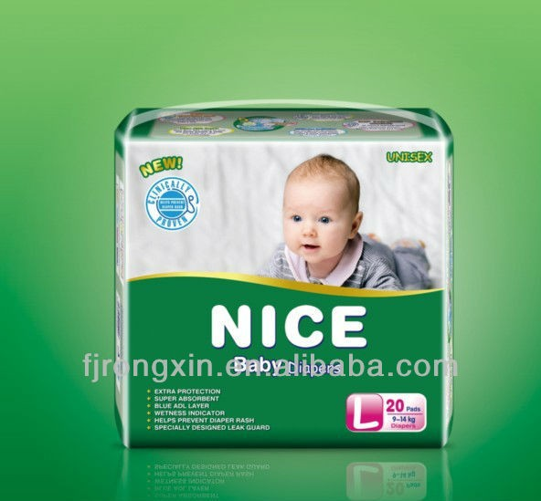 Hot-selling promotional OEM disposable sleepy baby diapers