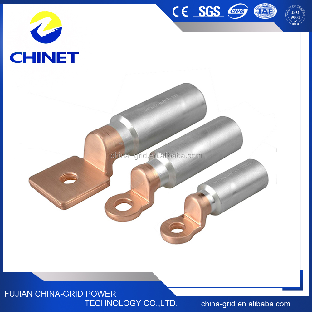 Copper & Aluminum cable connecting terminals/CAL-B cable lugs