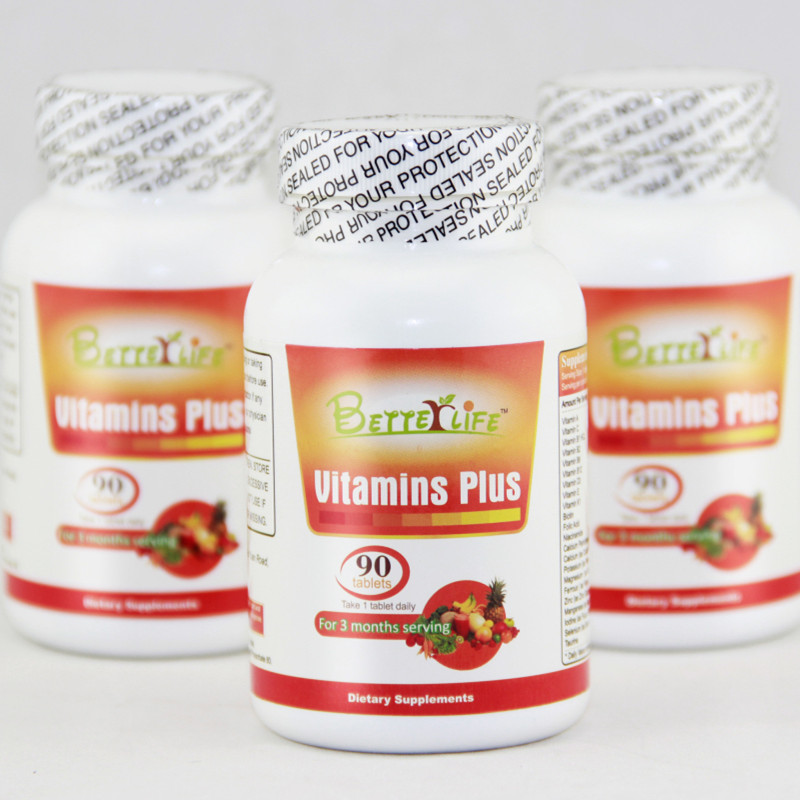 Multi vitamin tablets| 3month serve