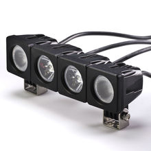 Cree t6 12v 10w led work light,10-watt cree t6 led work light,800lm led flood work light 10w