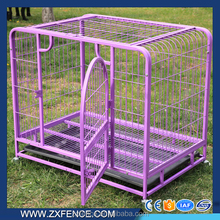 Outdoor backyard removable galvanized metal kennel dog run fence panels for sale