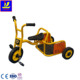 New style amusement snow park bike amusement toy kid pedal go kart