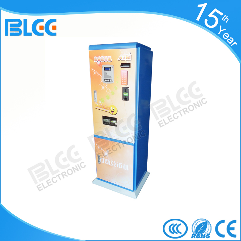 coin change vending machine