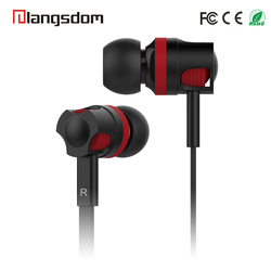Mobile Accessories New Style Plastic Headphones In Ear