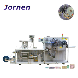 Hot Sale Alu Pvc Automatic Jam Blister Packing Machine