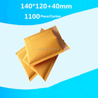 Bubble padded jiffy envelopes peal and seal recycle paper envelope for sale price for jute bag making machine