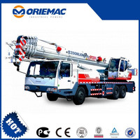cheap crane machines ZOOMLION QY20H431 small crane for truck