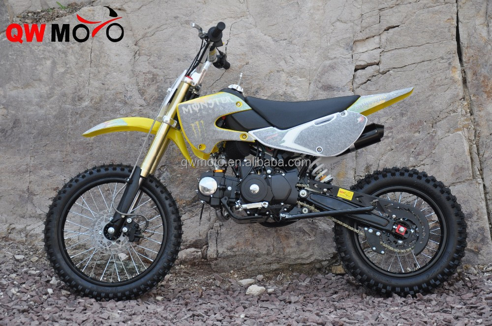 125cc KLX style motocross dirt bike racing bikes motorcycle with CE