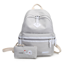 2017 hot sale fashion cheap soft canvas cute small elephant backpack