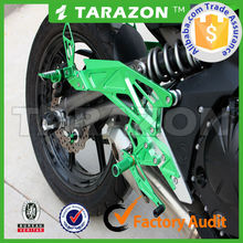Alibaba China Motorcycle Rearset Fit for Ninja650 ER6N 12-14