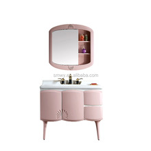 Cheap Solid Wood Bathroom Vanity Philippines