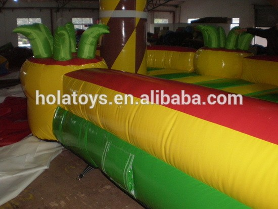 2016 new style inflatable bouncer/monkey inflatable jumping castle for sale