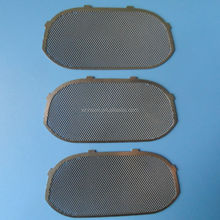Stainless steel perforated precision metal mesh speaker grill made in China