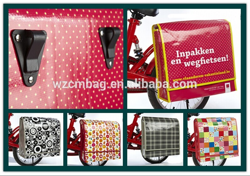 Convient PP Woven Custom Giant Bike Bag
