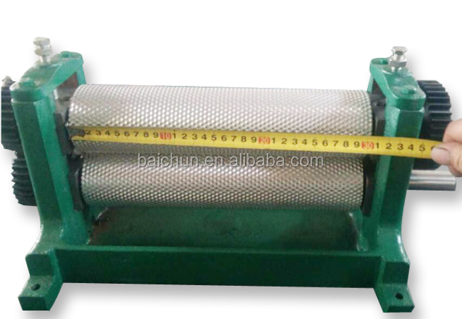 apiculture equipment different size beeswax foundation roller for making beeswax foundation sheet machine ,beeswax machine